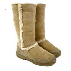 UGG Sundance Waterproof Sheepskin Boots